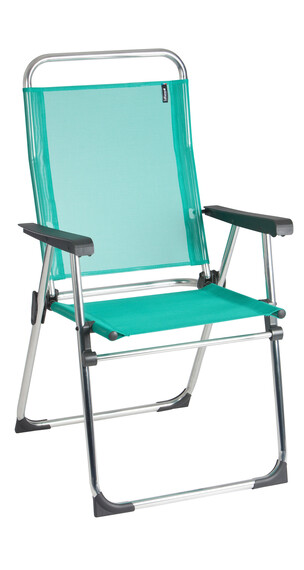 Lafuma Mobilier VICTORIA - Siège camping - Sun Glam Batyline turquoise